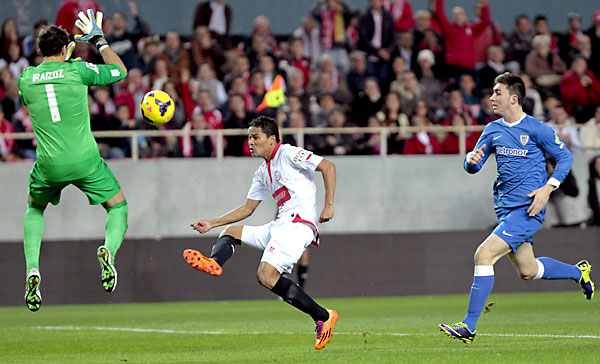 Sevilla FC - Athletic Club. / EFE