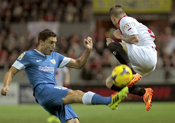 Sevilla FC - Athletic Club. / Reuters