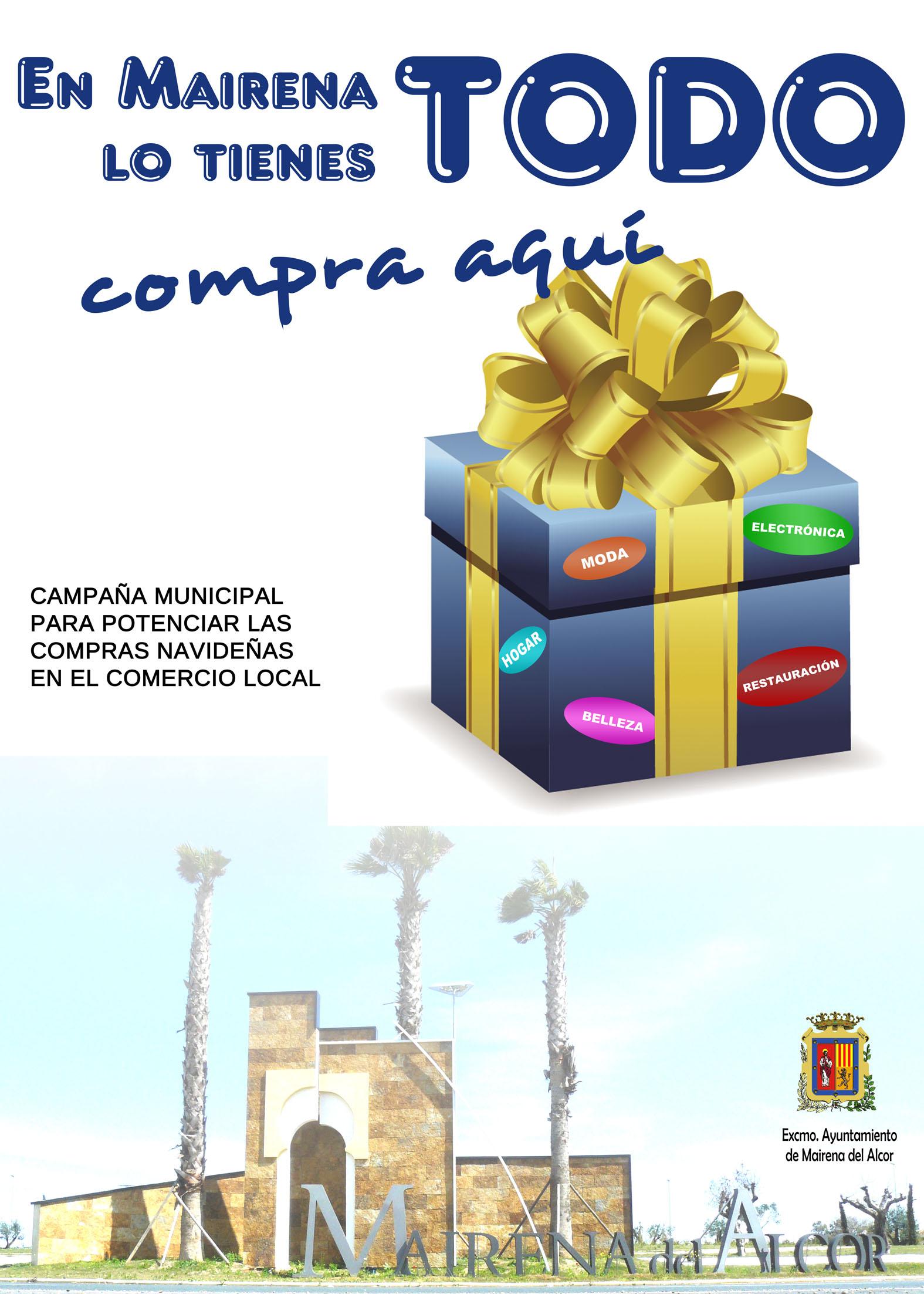 CartelCampañaComercioLocal2013