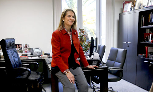 """DOÑA ELENA: """"ES EL MOMENTO DE MIRAR ADELANTE CON DECISIÓN"""""""