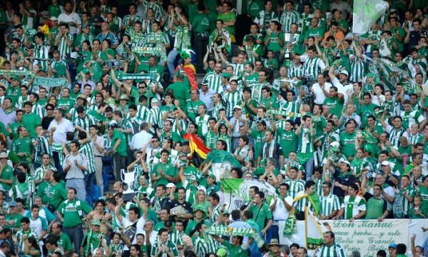Los socios no pagarán este jueves por ver el Betis-Rubin Kazan.
