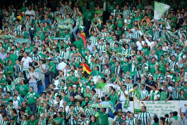 El Villamarín aspira a estar lleno este sábado.