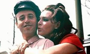 Una escena de la película 'El taxi de los conflictos'.
