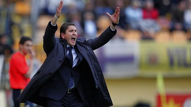 Garrido llega convencido de lograr su objetivo. (Manu R.R. / Atese).