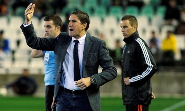Juan Carlos Garrido cree que el Betis se salvará con 40 puntos.