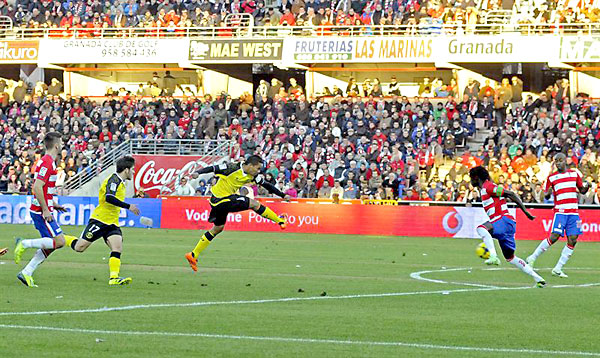 Granada CF - Sevilla FC / EFE