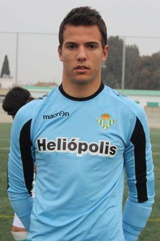 El juvenil Pedro López es la gran novedad de la lista / Betisweb