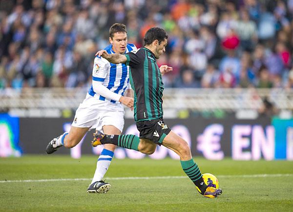 Real Sociedad - Betis. / Marcamedia