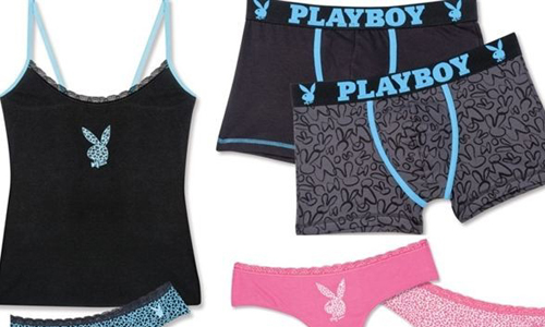 ropa-playboy