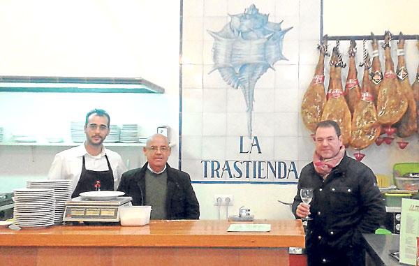 La Trastienda, que cumple el 3 de enero 20 años, es un lugar acogedor donde sirven grandes productos.