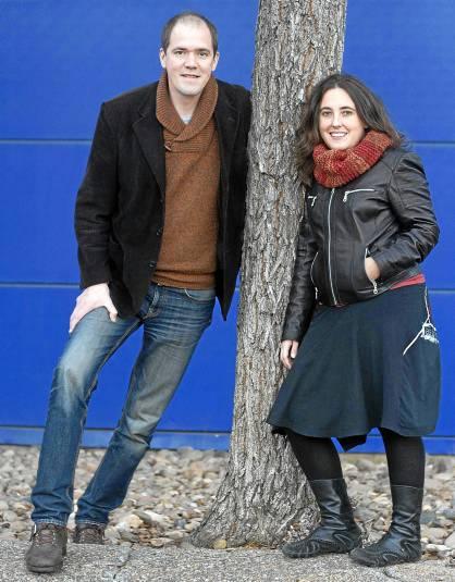 Andreas Eilertsen y Cristina Granados presentarán su compañía noruega el próximo jueves en el feSt. / J.M.Espino (Atese)
