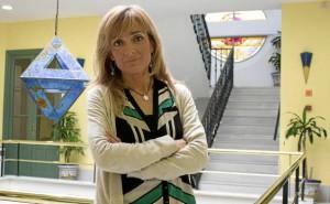 La nueva secretaria general de UGT-A, Carmen Castilla