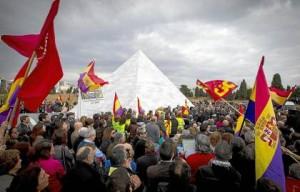 Málaga inauguró el sábado un panteón para más de 4.000 víctimas de la Dictadura