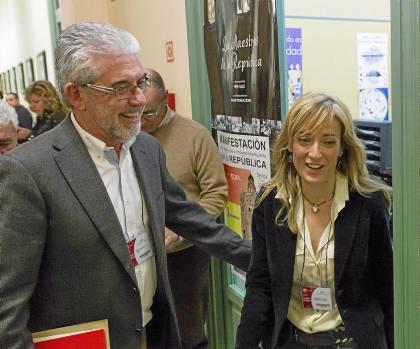 CARMEN CASTILLA, ELEGIDA SECRETARIA GENERAL DE UGT-ANDALUCÍA
