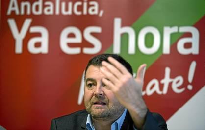 "MAÍLLO CALIFICA DE ""USURA"" EL PRÉSTAMO DE 500 MILLONES DEL SANTANDER A LA JUNTA"