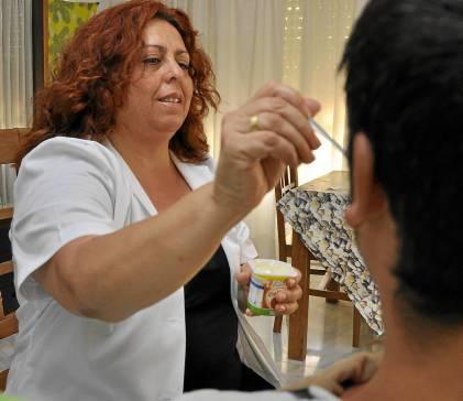 Sevilla 28 07 2012 Ley de la DependenciaFOTO:J.M.PAISANO
