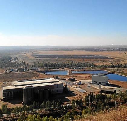 La mina de Aznalcóllar, en Sevilla, será la próxima en ponerse en marcha, previsiblemente en 2015.