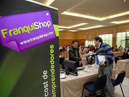 Alrededor de 250 emprendedores está previsto que acuden a la Feria Franquishop.