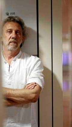 Javier Bauluz, un profesional del periodismo dispuesto a replantear éticamente la profesión. / Pepo Herrera