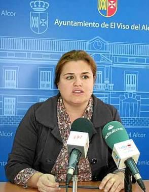 Marina Martín, edil de El Viso