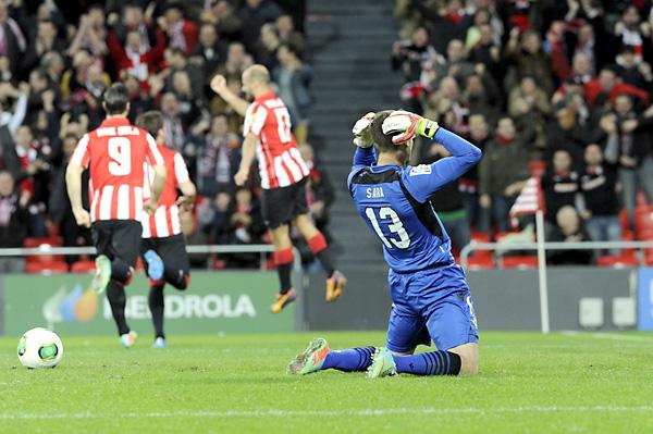 Athletic de Bilbao - Real Betis. / Marcamedia