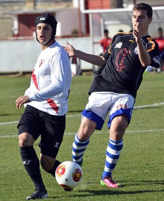 Sevilla Atlético-Arroyo. Ciudad deportiva del Sevilla