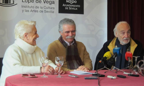 Lola Herrera y Hérctor Alterio en 'El estanque dorado'