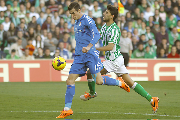 Real betis real madrid fotos el correo de andalucia for Correo real madrid