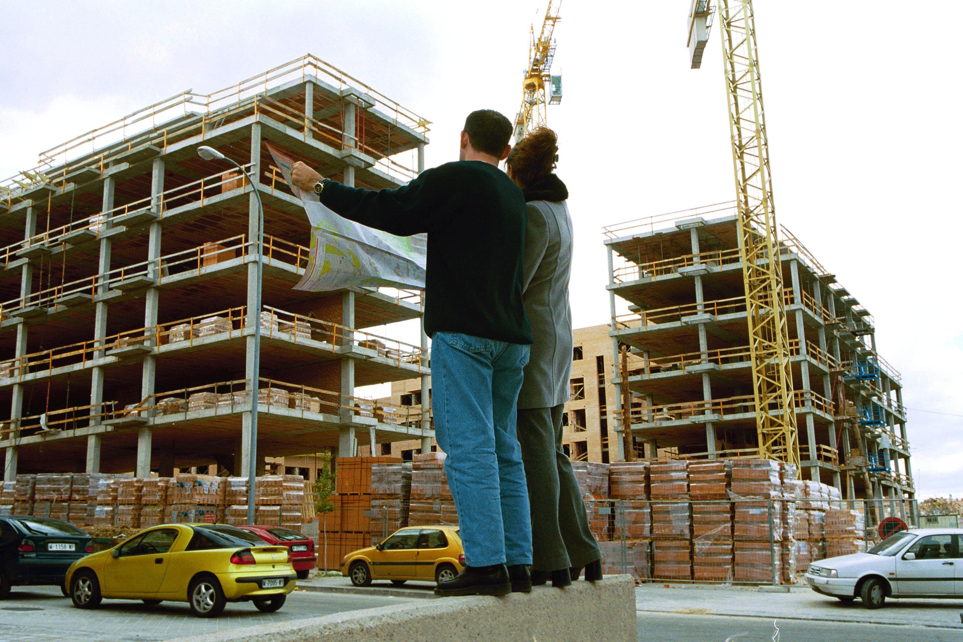 La construcción comienza a remontar. / Rodríguez Aparicio