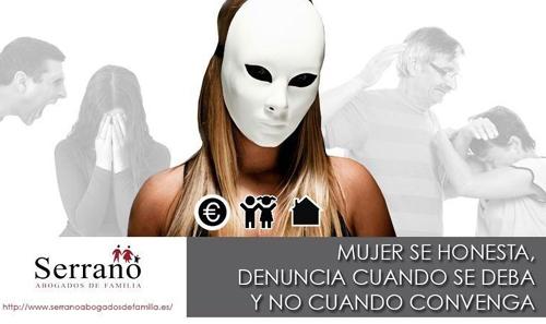Cartel de la campaña promovida por el exjuez Serrano.