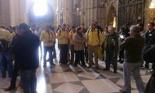 encierro Catedral