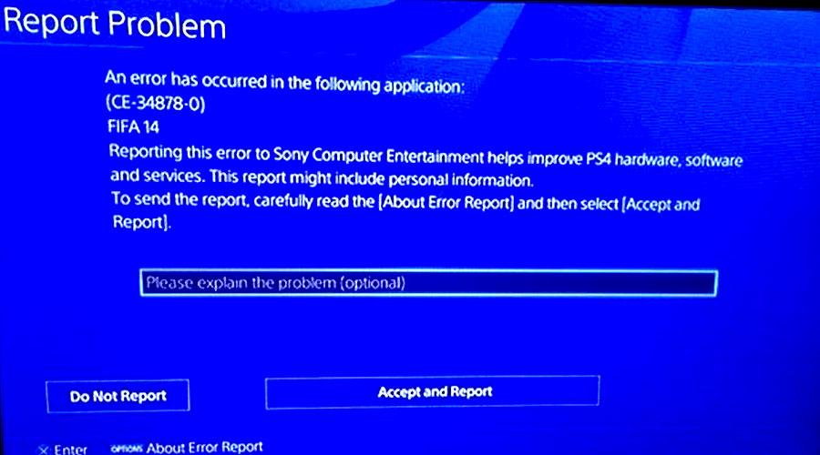 error-PS4