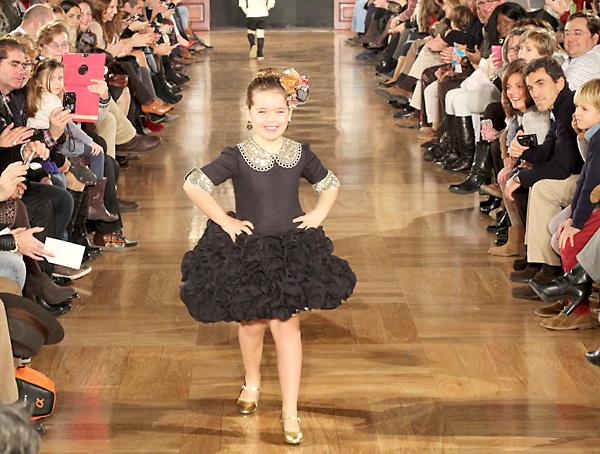 Desfile infantil de Flamencoco.