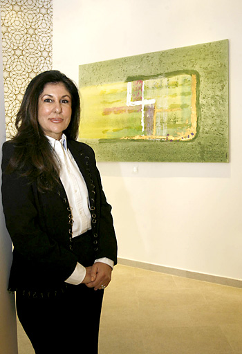 Rosario Maldonado, fundadora gerente de La Gota CEM. / Rodríguez Aparicio