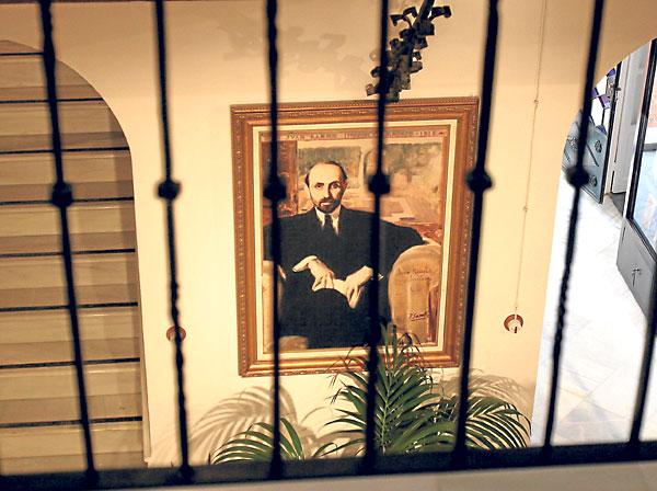 Casa museo del poeta Juan Ramón Jiménez en Moguer (Huelva). / Muguruza
