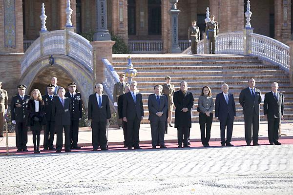 Pascua Militar en Sevilla. / Foto: J.M.Espino (Atese)