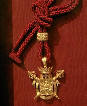 El Correo recibió la medalla de la ciudad en 2005.