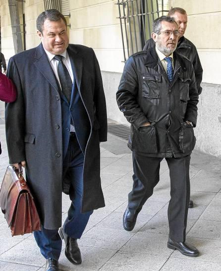 ANTONIO RIVAS, EXDELEGADO DE LA CONSEJERÍA DE EMPLEO EN SEVILLA DECLARA ANTE LA JUEZ ALAYA