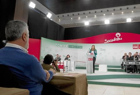 EL COMITÉ DIRECTOR DEL PSOE EN SEVILLA