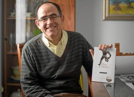 Gabriel Jiménez, un dramaturgo consagrado al otro lado del océano. / Luis Serrano
