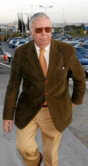 José Luis García Palacios, presidente de la Rural del Sur. / JOSÉ MANUEL CABELLO