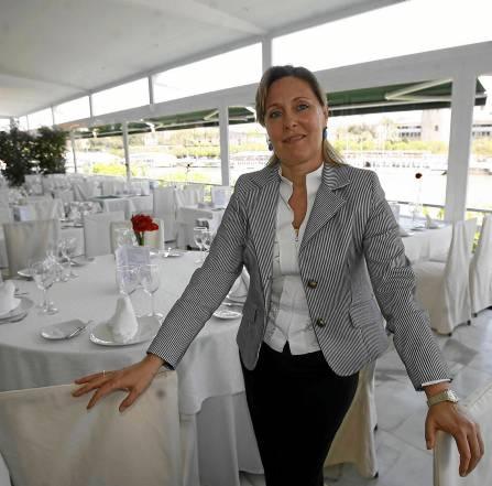 Alaya ha embargado el local para asegurar la fianza impuesta a María del Carmen García, imputada en los ERE. / Javier Cuesta