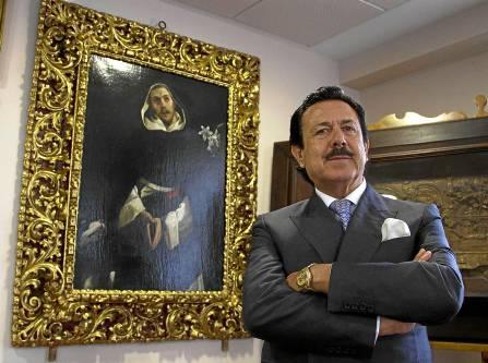 Antonio Morera Vallejo, presidente del grupo empresarial Morera & Vallejo. / E. RECIO