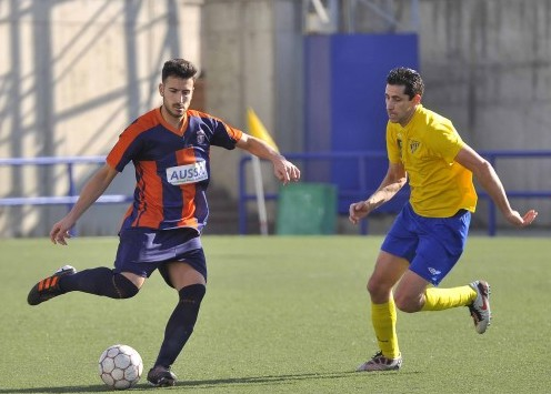 Sevilla 02 02 2014: ADCerro - Tomares
