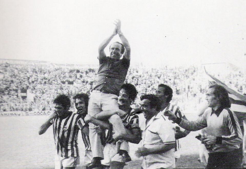 Ascenso-1979-León-Lasa-a-hombros