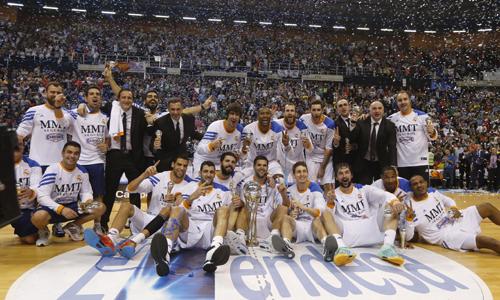 Llull corona al Real Madrid en el último segundo