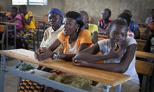 Escuela-Burkina