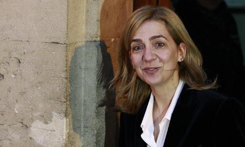 LA INFANTA CRISTINA ABANDONA LOS JUZGADOS TRAS 6 HORAS DE DECLARACIÓN