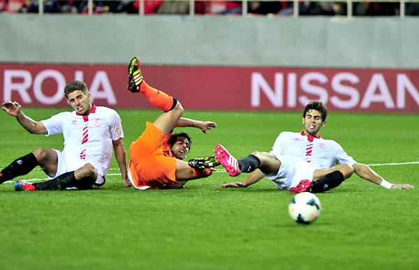 SevillaFC - Valencia CF. / Kiko Hurtado