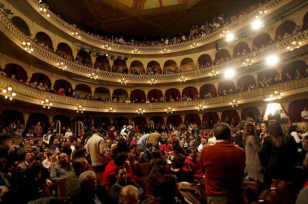 Teatro Falla en Cádiz. / Javier Cuesta.